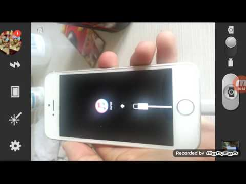 IPhone 5s itunes locked