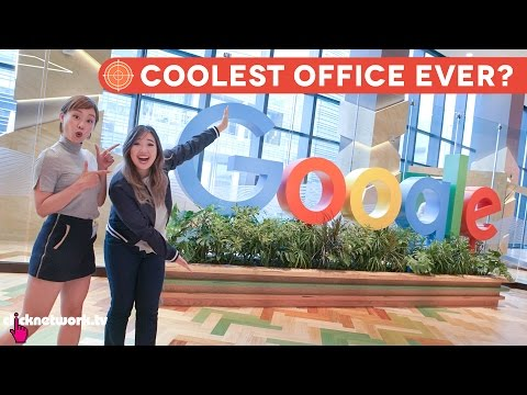 Coolest Office Ever? (Google Office Tour) - Hype Hunt: EP18