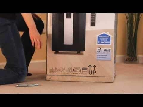 Learn How to Install a Haier Portable Air Conditioner Into a Double Hung Window