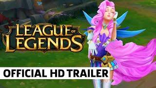 Seraphine League Of Legends Champion Spotlight