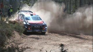 SHAKEDOWN WRC RALLYE DE PORTUGAL 2017 HD THE BEST MOMENTS BARRACUDARACING360