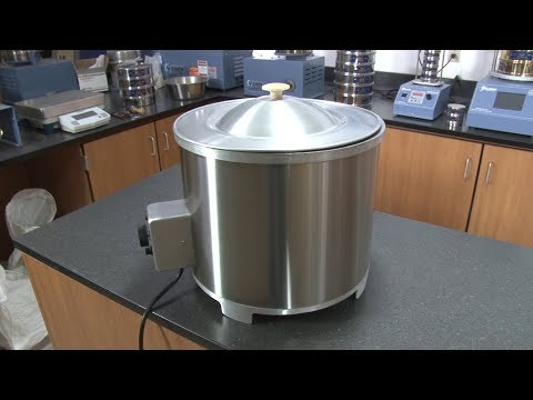 Gilson Melting Pots: Capping Compound, Wax, Liquid Asphalt