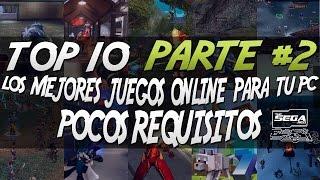 Top 10 1 Los Mejores Juegos Online Para Pc De Pocos Requisitos