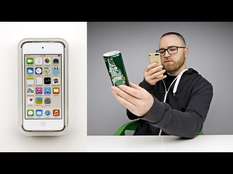 New iPod Touch Unboxing (2015)