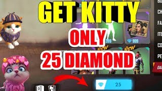 How To Get Kitty Free In Freefire Videos 9tubetv