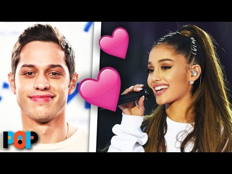 Ariana Grande Is Dating SNL's Pete Davidson: What's The Deal With Funny Guys?