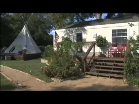 Mobile home park built to curb homelessness