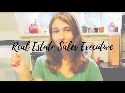 Real Estate Sales Executive Sample Resume | CV Format | Roles & Responsibilities | KRA