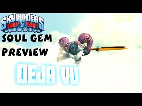 Deja Vu Soul Gem Preview and Location - Skylanders Trap Team 1080P
