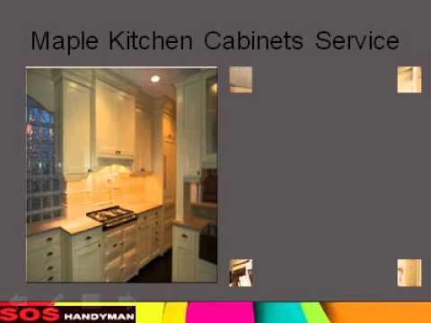 Kitchen Cabinets Installation in Brampton