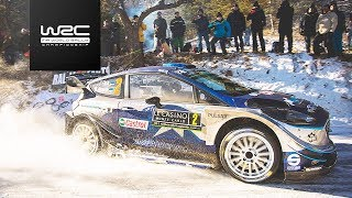 WRC - Rallye Monte-Carlo 2018: Teaser #1