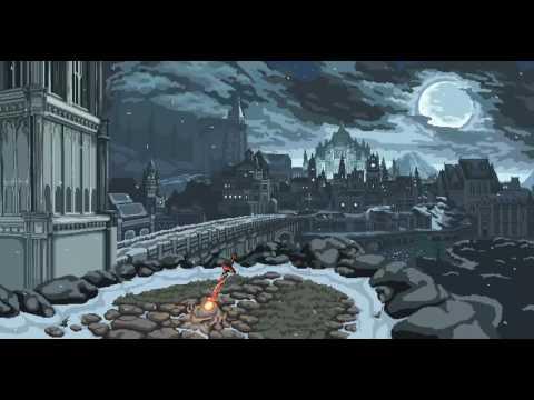 Dark Souls 3  -Boreal valley- (Pixel art)