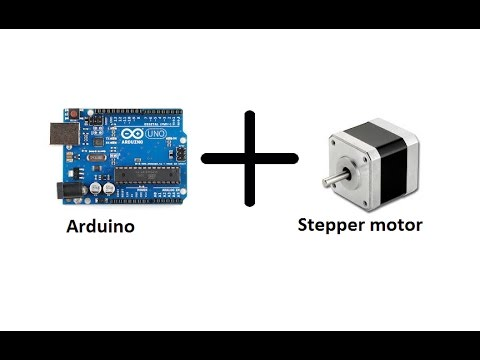 How to: Stepper motor with Arduino