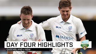 Conway, Hughes fire Blues to tense final-day win | Marsh Sheffield Shield 2019-20