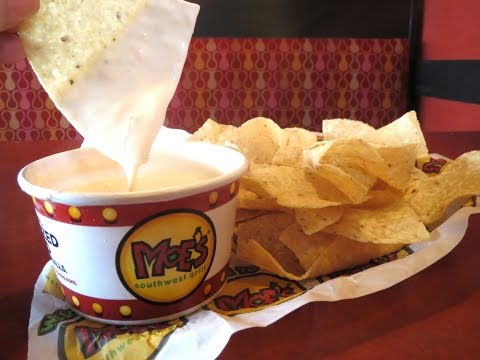 How to Make Moe's Queso!