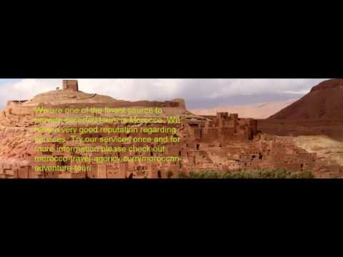 Spectacular Guided Tours and Camel Tours in Morocco