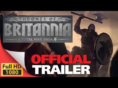 Total War Saga - Thrones of Britannia update trailer - PC