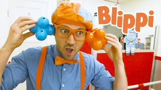 Learning Science For Kids With Blippi | Educational Videos For Kids