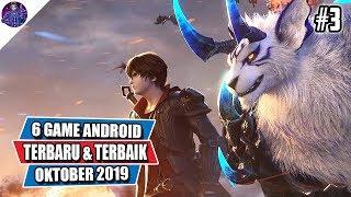 6 Game Android Terbaru dan Terbaik Rilis di Minggu Ketiga Oktober 2019