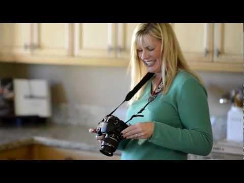 Recipe Girl Cookbook Video Trailer