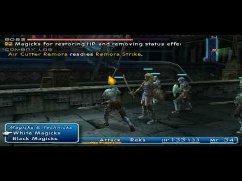 Pcsx2 Final Fantasy 12 *HD*