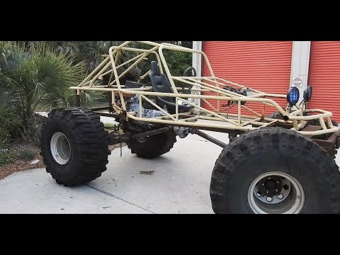 My Dune Buggy Project Episode 15