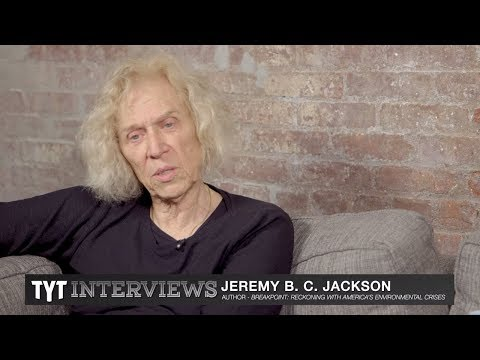 America's Environmental Crises. Jeremy B.C. Jackson Interview
