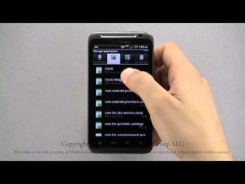 HTC ThunderBolt Battery Saving Tricks