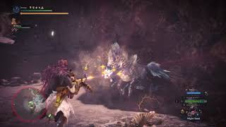 MHW】 9☆ Banquet in the Earthen Hall Kulve Taroth 4P LBG 6
