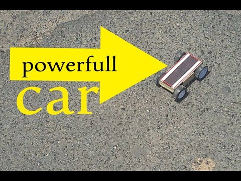 How to make car at home very easy