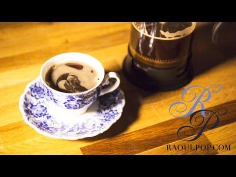 How to make sun-brewed coffee