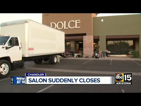 Owner closes Chandler salon, informs employees via text