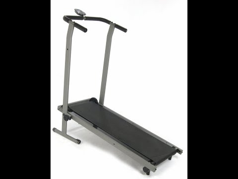 Unboxing Review of InMotion T900 Manual Treadmill and Assembly Instruction