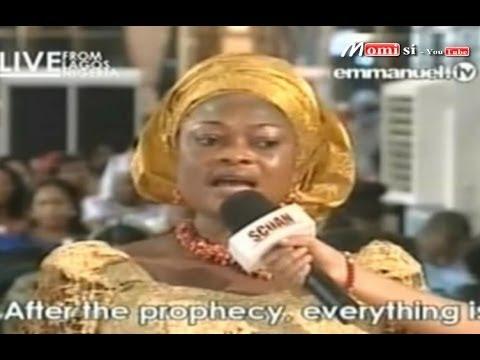 SCOAN 15/06/14: Prophecy: