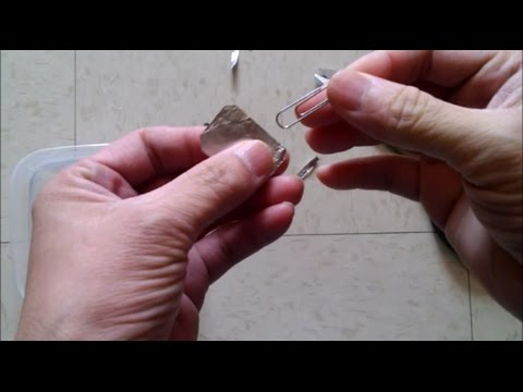 How To Make A Magnetic Compass With Household Items