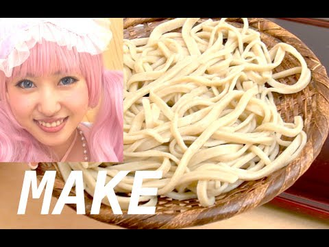Japanese Soba NOODLES from scratch by Master Chef|how-to cooking Recipe|そば打ち講座