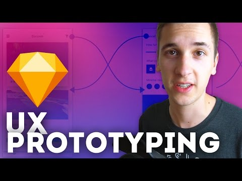 Prototyping right inside Sketch!