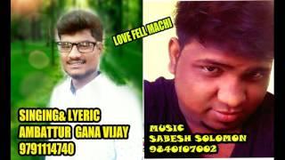 Chennai gana-GANA VIJAY