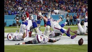 "NFL Best ""Big Guy"" Plays of the 2017-2018 Season"