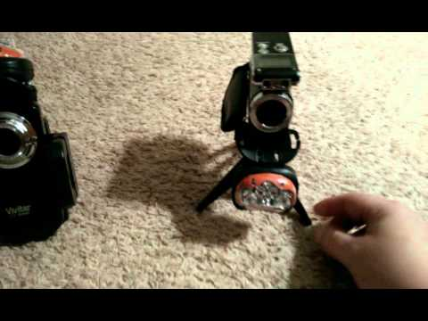 How to make ghost hunting camcorders on the chep