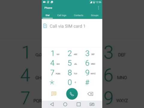 How to block numbers on LG K10 2017