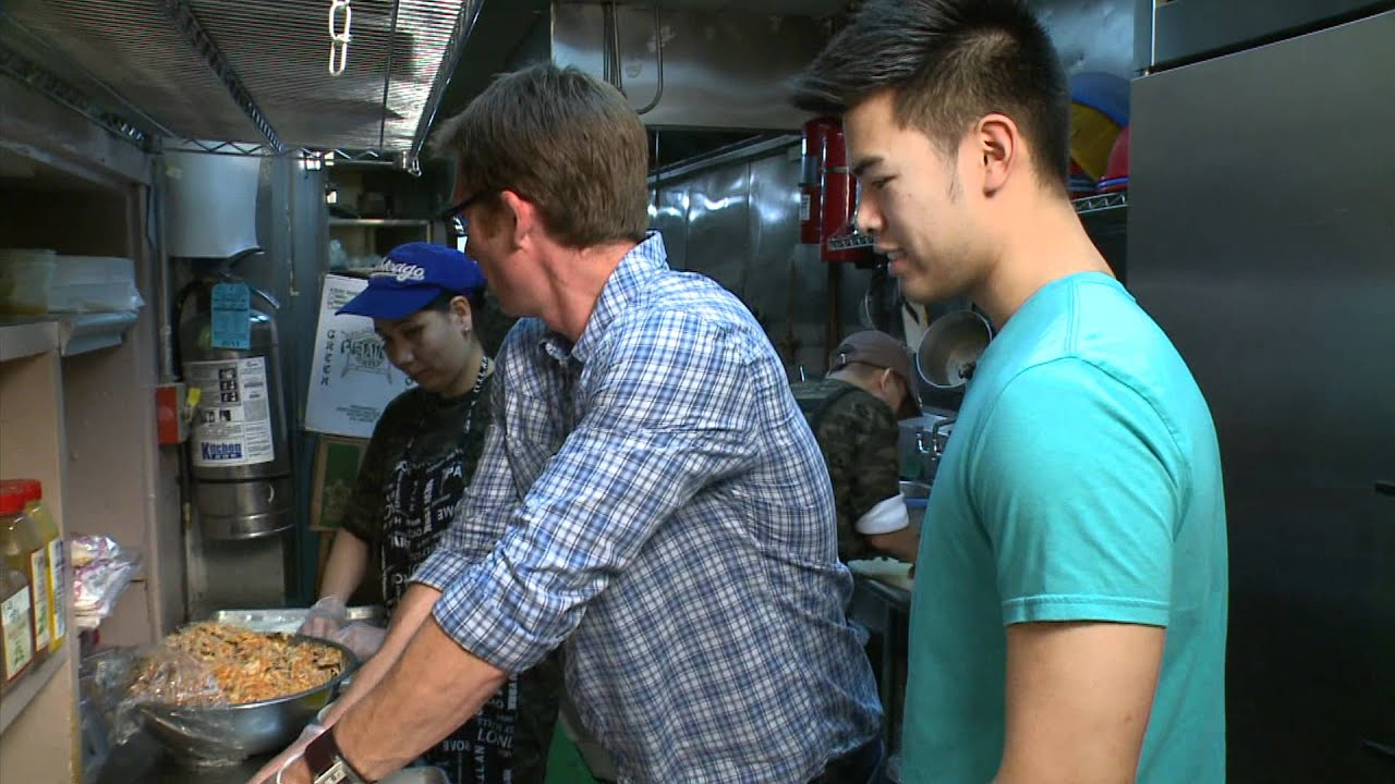 Chicago's Best Wrapped: Tank Noodle