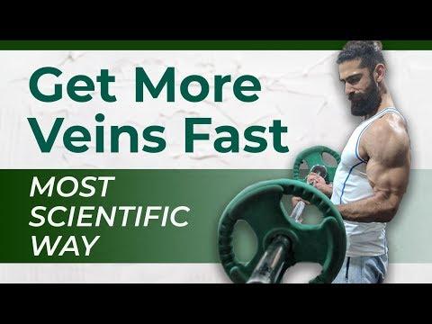GET MORE VEINS in 1 WEEK | 3 Secrets to LOOK MORE VASCULAR Fast (in Hindi)