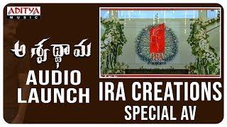 IRA -Creations SPecial AV @ Aswathama Audio Launch  Live | NagaShaurya