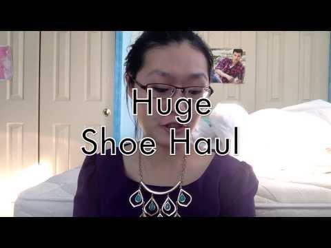 Huge Shoe Haul! Shoemint   Glitterz08