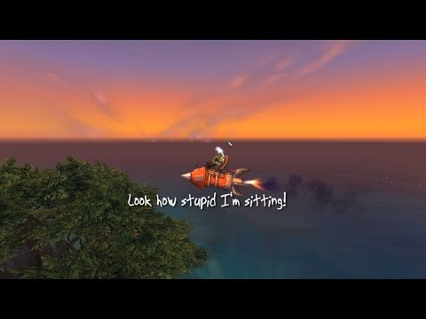 World of Warcraft (6.0.3) - Manual Flying in Draenor!