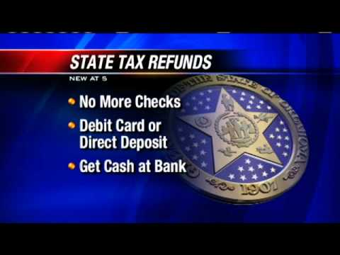Don't Expect Refund Check From State