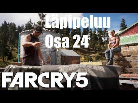 Far Cry 5 | Läpipeluu | Osa 24 | Outpostien Valtailua 2/2 | Suomi/Finland/FIN