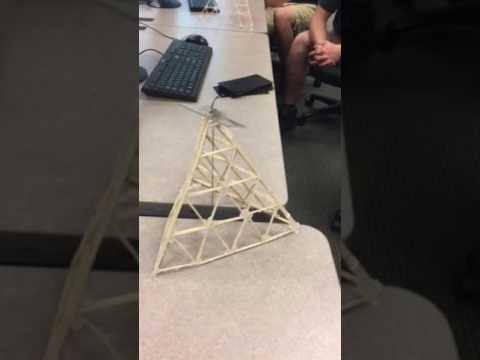 Toothpick Tower