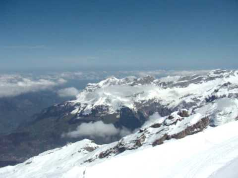Mount titlis [SWITZERLAND]